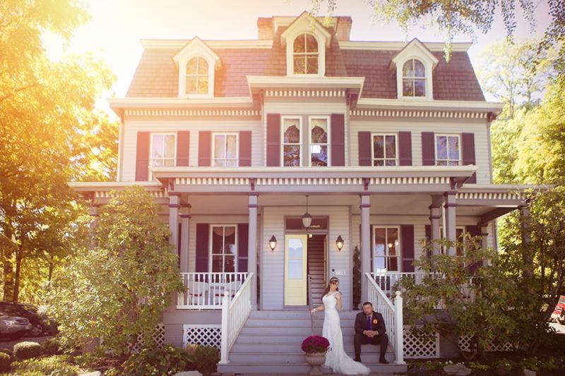 Savage Mill Manor Wedding